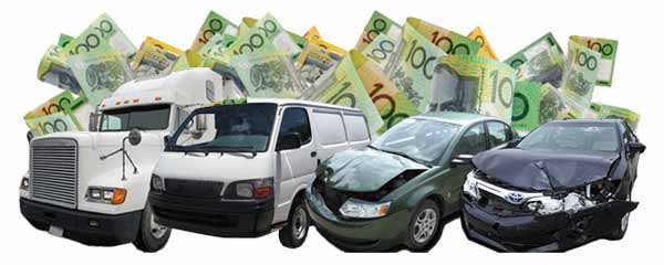 Cash for Wrecking Cars in Melbourne